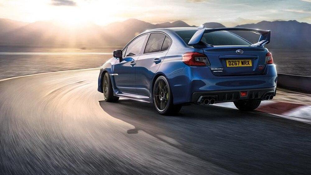 Subaru's Next-Generation WRX STI Will Probably Be A Plug-In Hybrid