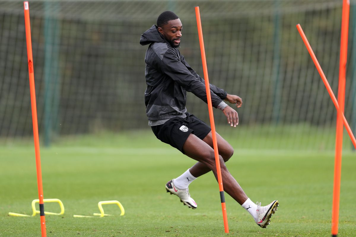 Semi Ajayi of West Bromwich Albion. (Photo by Adam Fradgley/West Bromwich Albion FC via Getty Images).