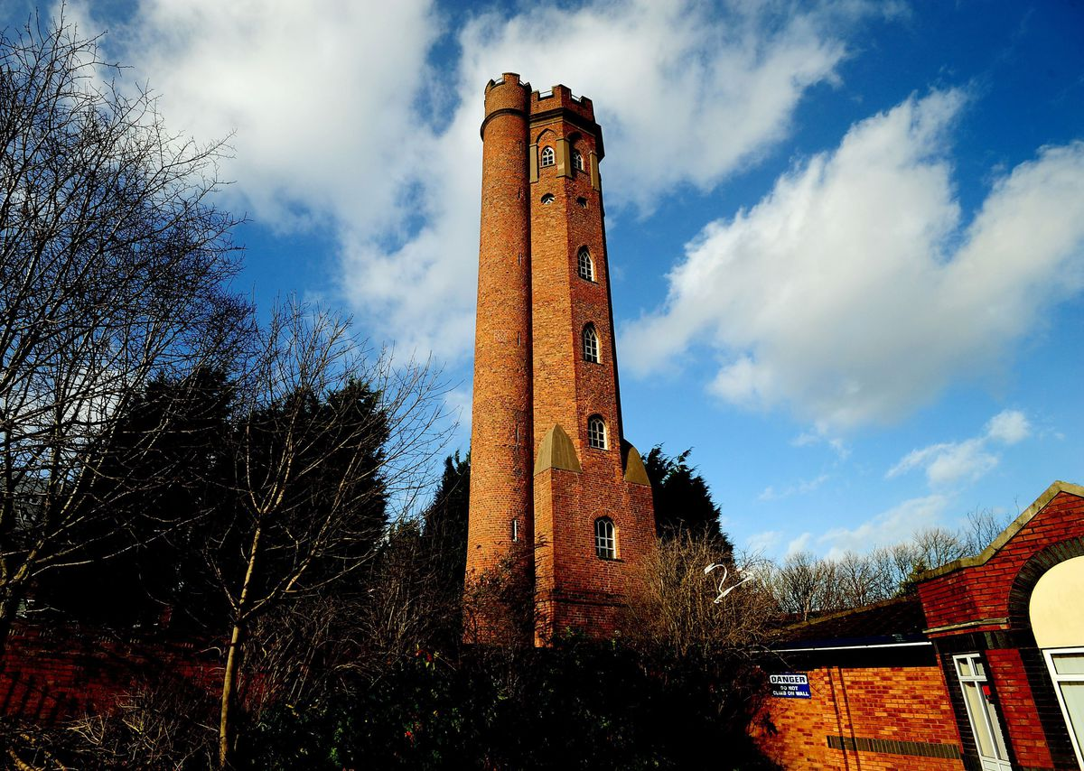 Perrott's Folly, which is one of the oldest buildings in Birmingham and said to be the original inspiration for J R R Tolkien's The Two Towers