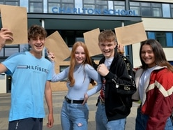 LIVE GCSE results: Shropshire students find out their grades