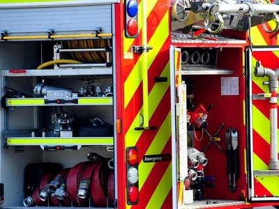 70 firefighters tackle blaze at historic golf club