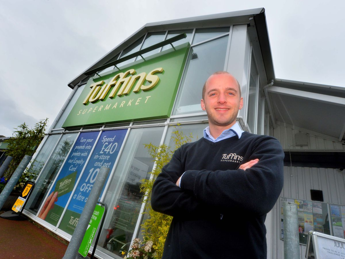 Harry Delves is the commercial director at Tuffins