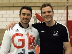 Kristian Thomas joins the Park Wrekin team