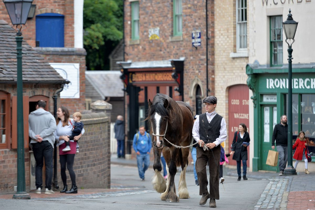 Blists Hill Victorian Town