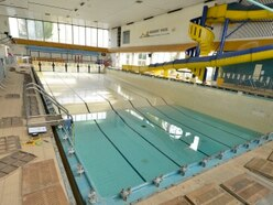 Main Shrewsbury Quarry pool to ready to reopen this weekend
