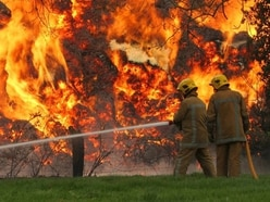 Shropshire fire bosses in £70,000 fund to fight merger