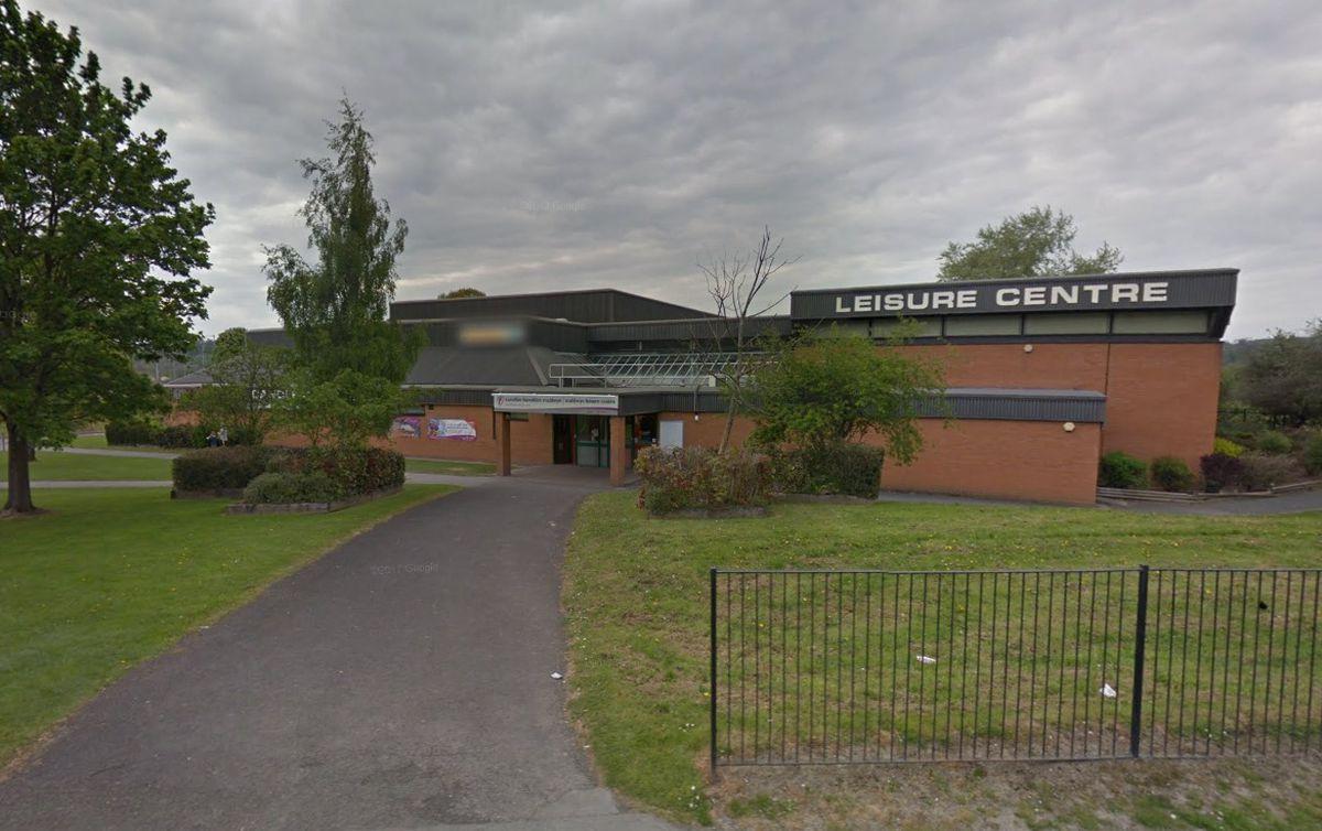 Maldwyn Leisure Centre in Newtown. Pic: Google