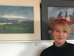 Shrewsbury artist chosen for prestigious exhibition