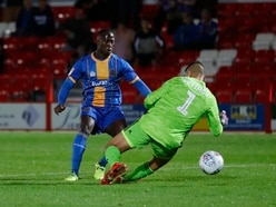 Accrington Stanley 2 Shrewsbury Town 3 - Match highlights