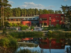 Travel review: Fun left, right and Center - Emily Bridgewater visits Woburn Forest Center Parcs