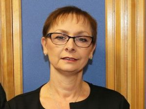 Dr Caroline Turner, the chief executive of Powys County Council