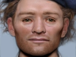 Reconstruction technology reveals the face of 17th century Scottish soldier