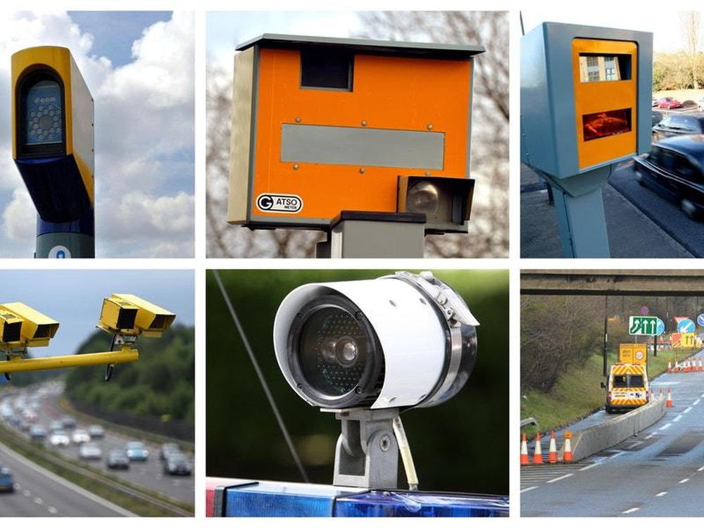0f26cd7df0e0 Speed cameras  the different types explained