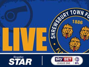 Accrington Stanley v Shrewsbury - LIVE