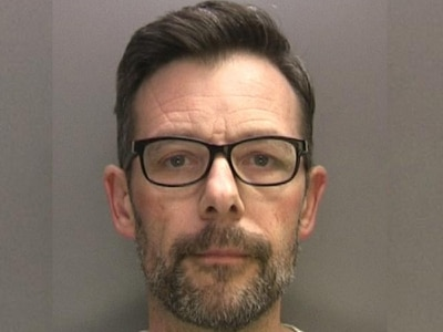 Jailed: Pervert Shropshire teacher gets 52 months after filming pupils getting changed