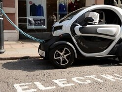 Government to invest £400 million in electric car charging infrastructure