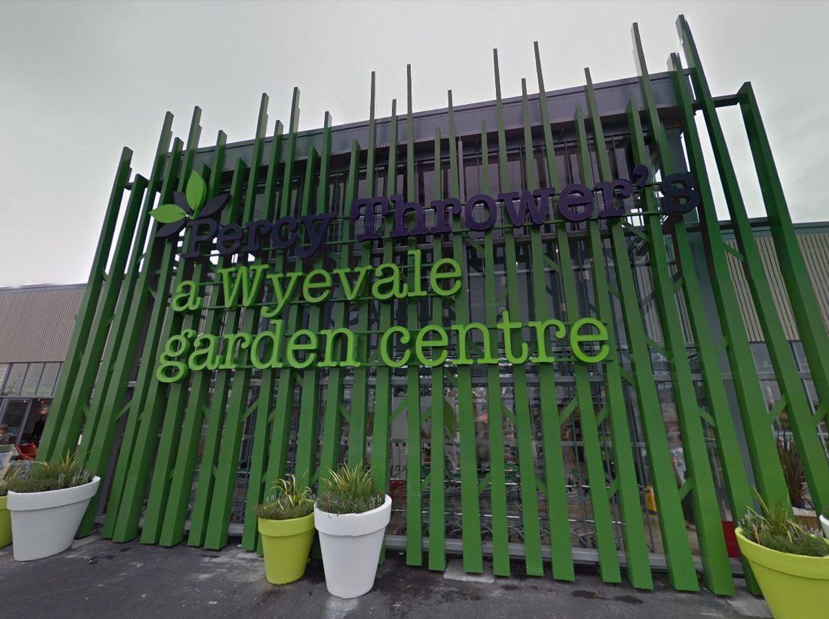 Shrewsbury S Percy Thrower S Garden Centre Sold Shropshire Star