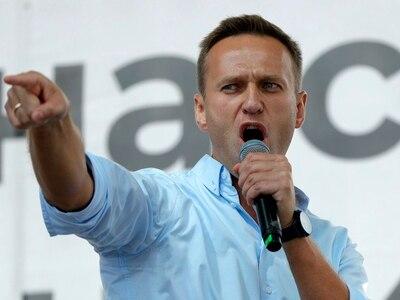 Alexei Navalny released from German hospital