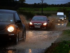 Storm Callum: Warning to rail passengers and drivers as weather front sweeps in