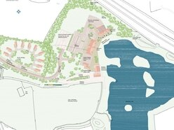 Hotel and spa plan for Whitchurch lake site