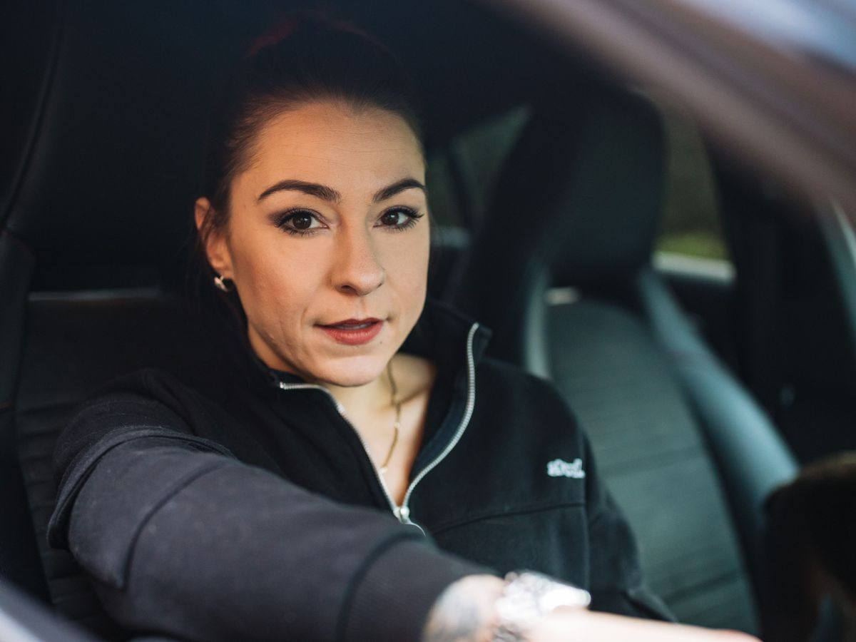 Lucy Spraggan opens up about her dramatic weight loss journey