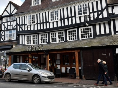 Prezzo restaurants in Shropshire saved from closure