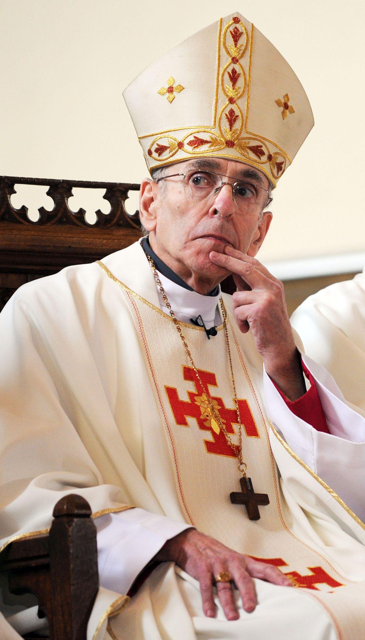 Bishop Brian Noble