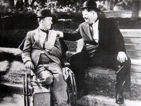 Stan and Ollie: Test your knowledge on comedy legends Laurel and Hardy - quiz