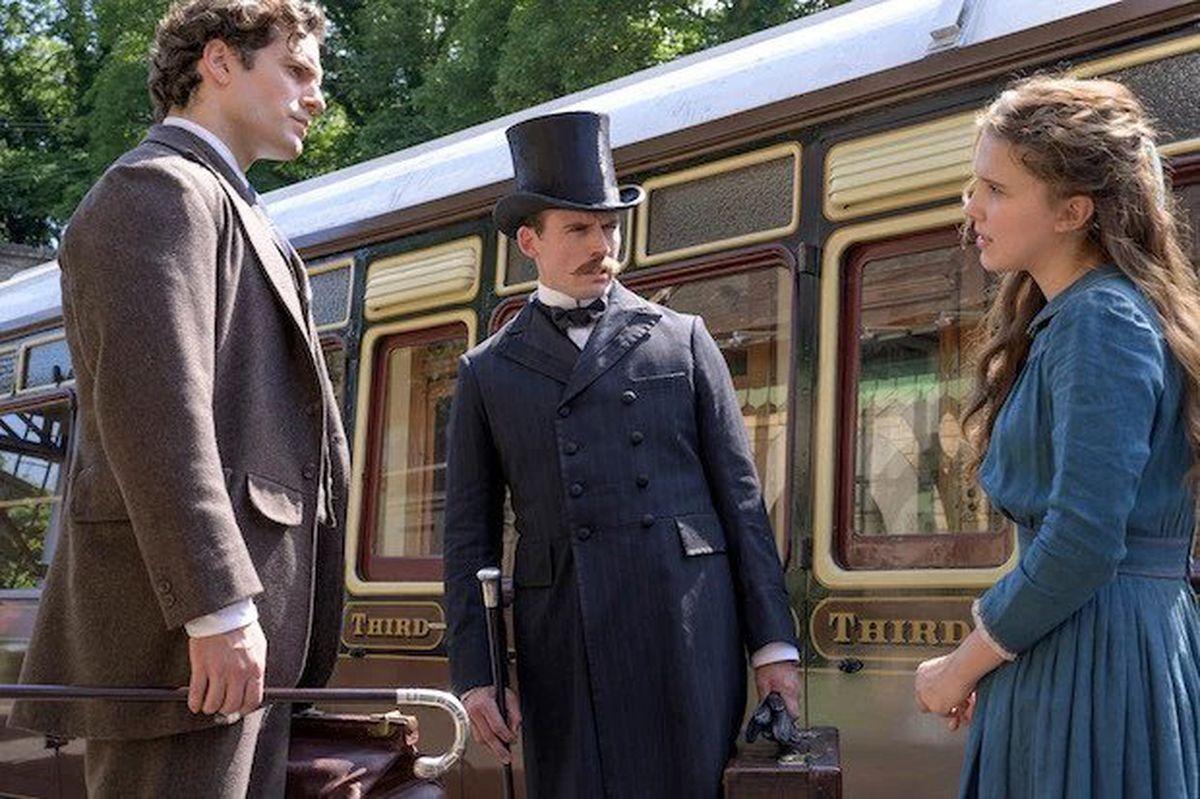 The Holmes' at Arley Railway Station