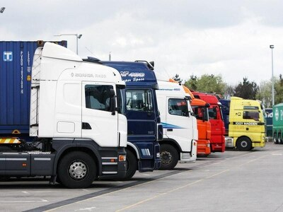 Government considering banning use of old tyres on large vehicles