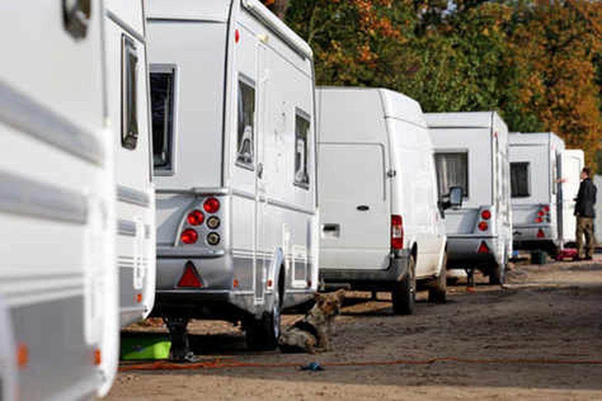 Travellers to get 22 new Shropshire pitches at cost of £1m