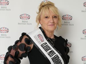 Diane Podmore from Albrighton is representing Shropshire in the Miss British Isles competition on September 2