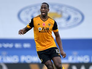 Willy Boly of Wolverhampton Wanderers. (AMA)