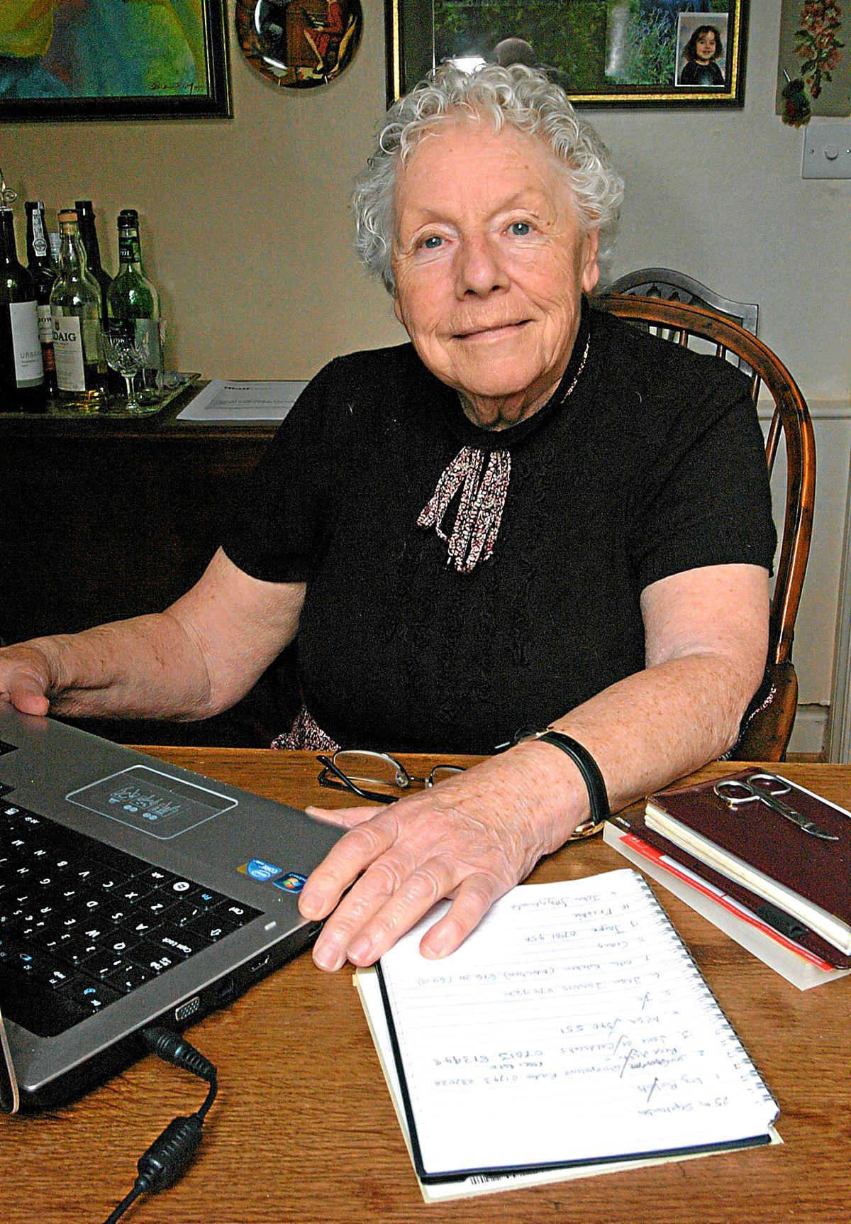 Joyce Brand