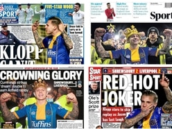 Shrewsbury Town stun Liverpool - What the papers say