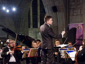 NEW Sinfonia Orchestra. Photo: Heinz Schmidt