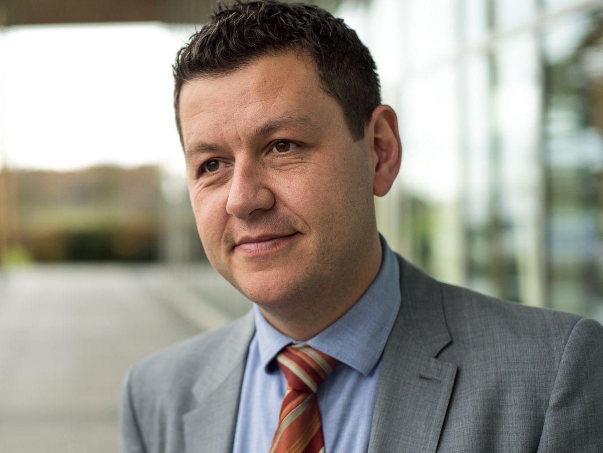 Professor Martyn Snow