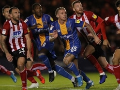 Lincoln City 0-0 Shrewsbury Town – Lewis Cox's player ratings