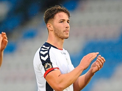 AFC Telford's Zak Lilly thriving after switch to defence
