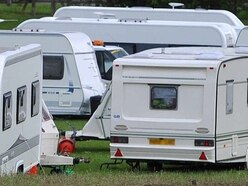 Travellers leave site near Oswestry due to family feuds and anti-social behaviour