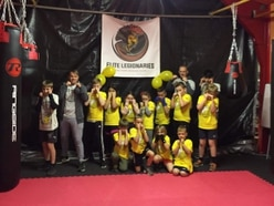 Army boxing coach from Shropshire backing Children in Need