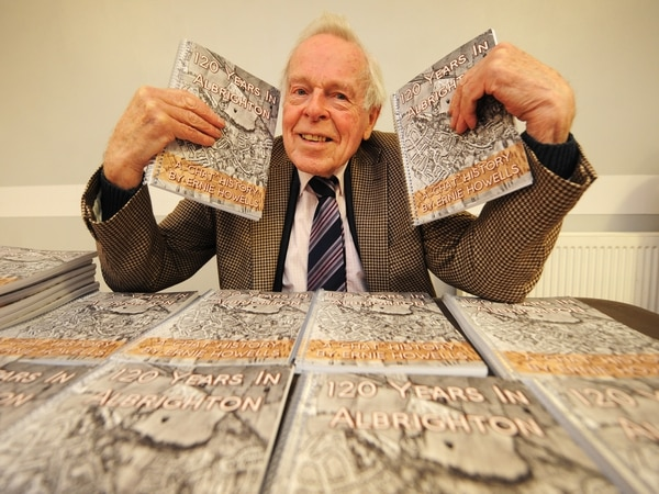 History of Shropshire village brought to life in new book