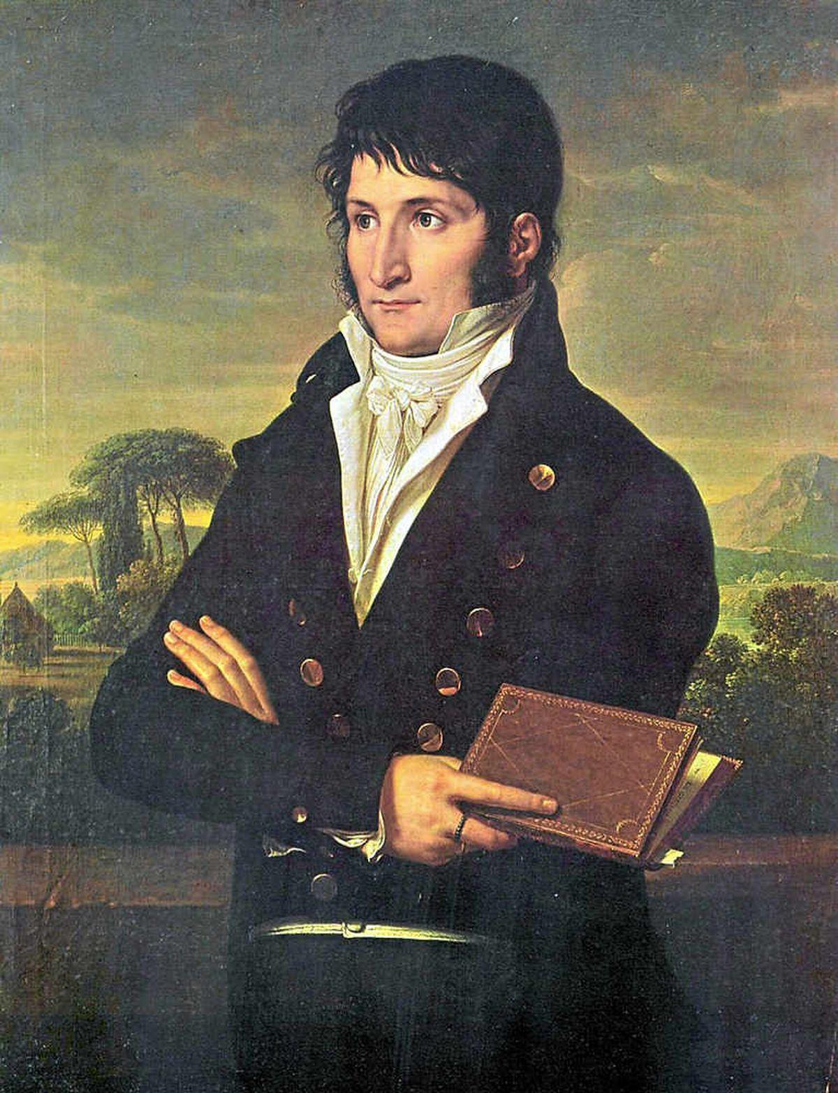 Prisoner of war – Lucien Bonaparte