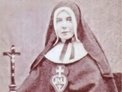 Shrewsbury-born nun could become Britain's first female non-martyr saint in 800 years