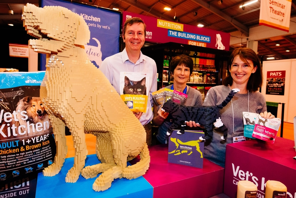 Butchers Kitchen Telford : Thousands descend on pet trade show in Telford Shropshire Star