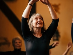 No age barre for this over-55s ballet class in Shrewsbury