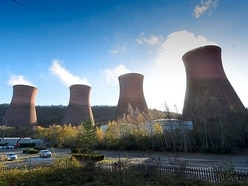 Power station site plans 'exciting'