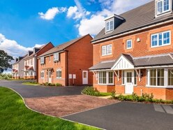 Phased restart on firm's homebuilding sites in Shropshire