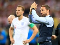 They think it's all over...it is now! England despair at World Cup defeat