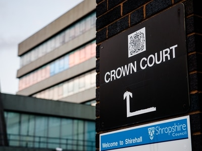 Wem wounding charge denied by three men